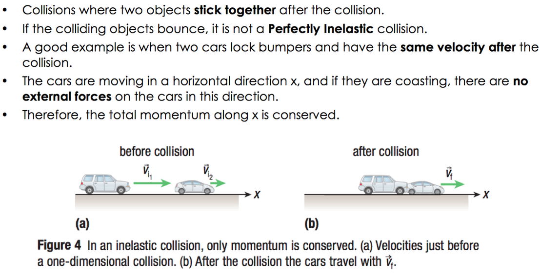 Lesson 7 Elastic Inelastic Collisions Willowwood Lessons